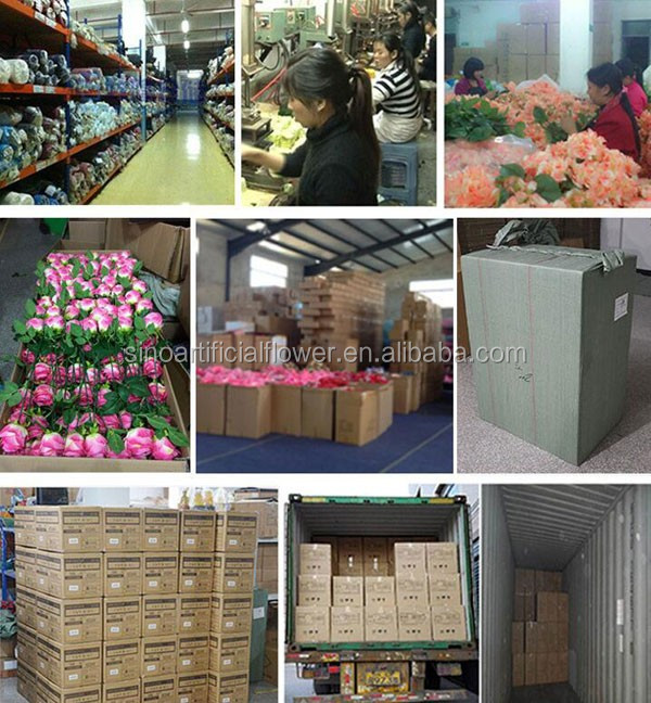 high quality wedding backdrop silk artificial rose flower wall for decoration
