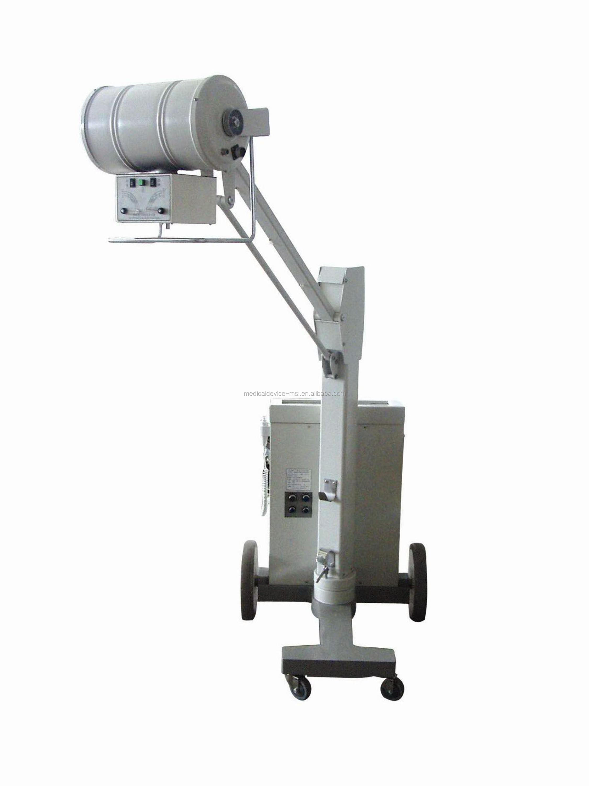 Cheapest Price Mobile 50ma X-ray Machine/xray Radiography ...