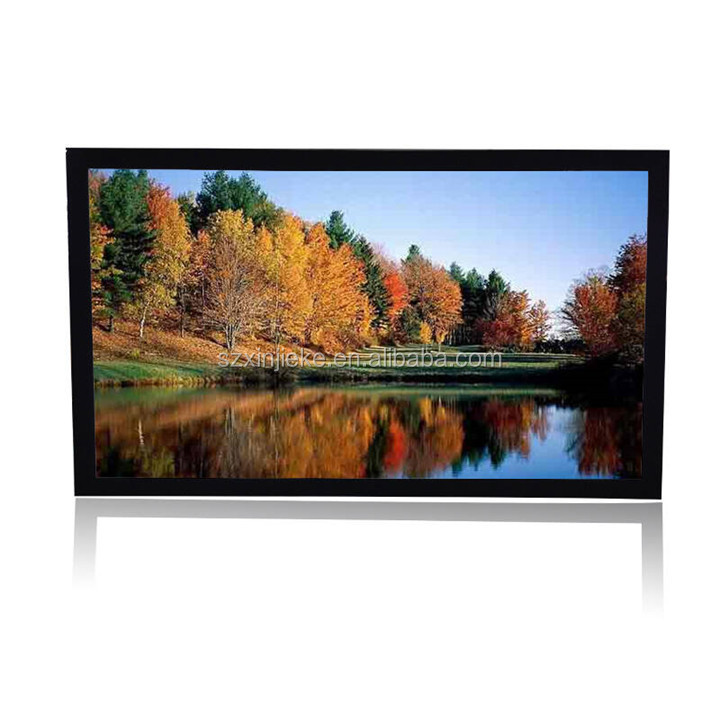 Digital Projection Screen Frame Style 100 inch 4:3 Format Projector Screen