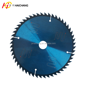 china sliver brazed TCT wood cutting blade