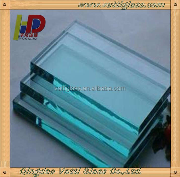 Factory Price Large Tempered Glass Panels Standard Sizes