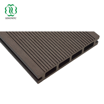 Resist Moisture And Termites Wood Plastic Patio Floors Waterproof Outdoor Deck Floor Covering Exterior