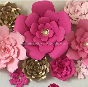 Wholesale flowers wall wedding decor large paper flowers backdrop wholesale flowers wall wedding decor large paper flowers backdrop mightylinksfo