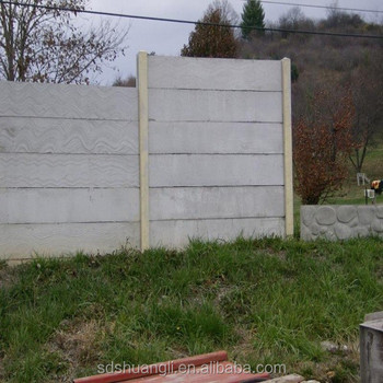 Precast Interlocking Concrete Fence Panels Machine For Cement Fencing - Buy  Steel Moulds For Precast Concrete,Concrete Wall Panel Moulding,Concrete