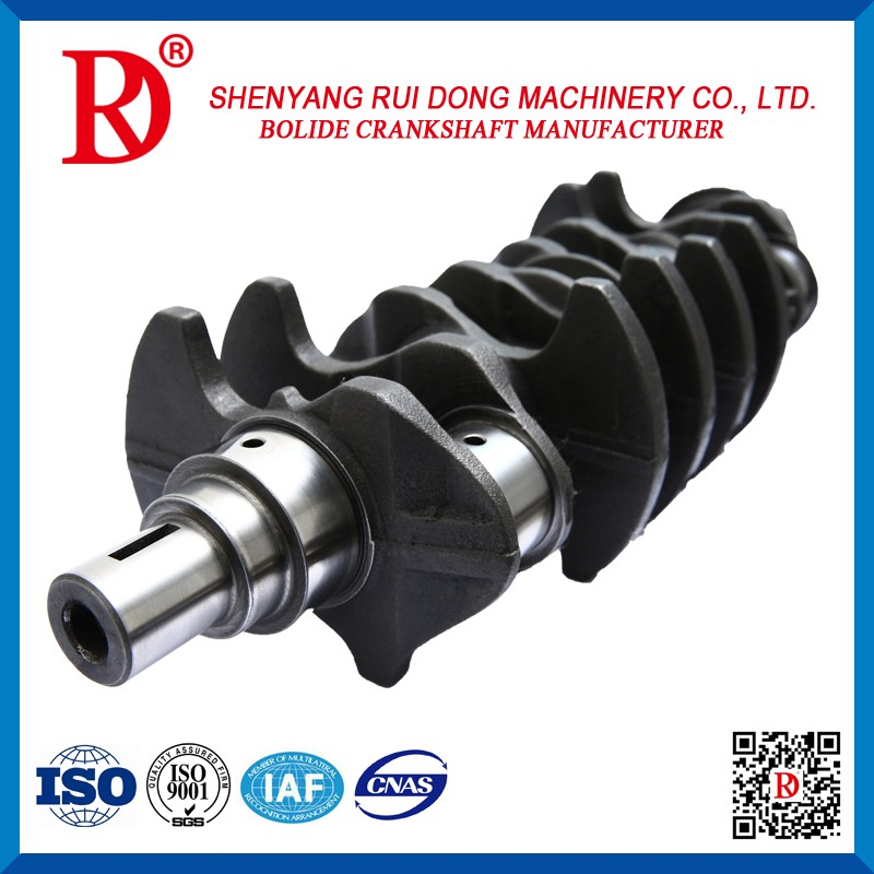 For Sale China Supplier Mf102601 Nodular Cast Iron Crank Shaft ...