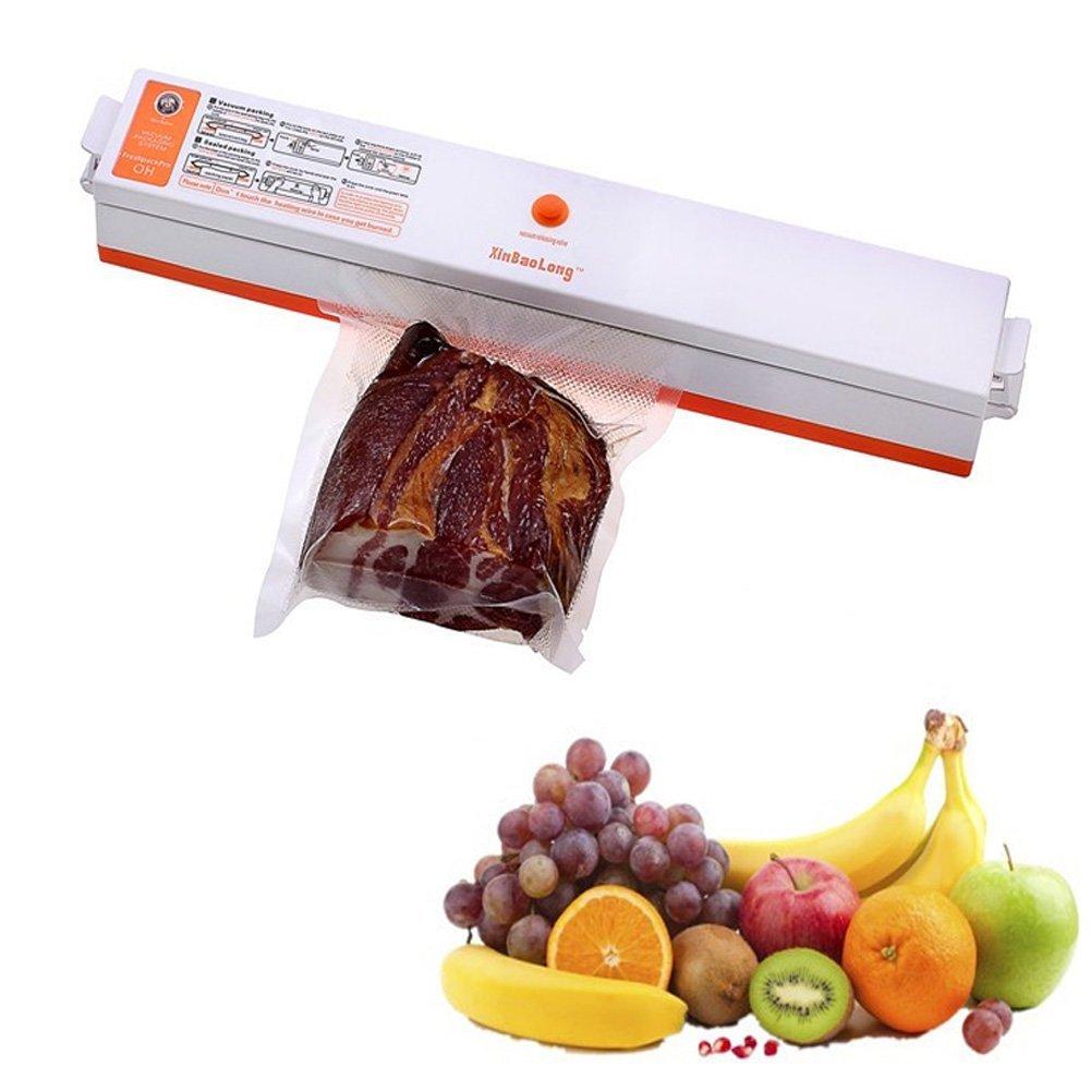 Get Quotations Jiayana 110v Mini Vacuum Sealing Machine Ng Sealer Food Heat Set With