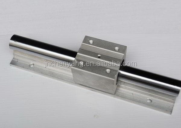 Design useful elevator circular saw guide rail