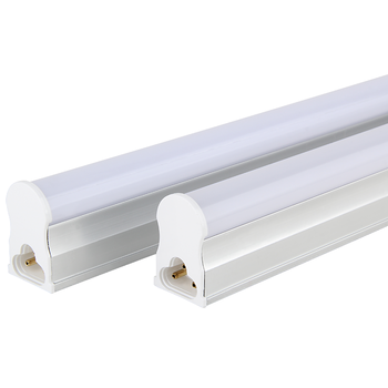 CE ROSH SAA certified T5 led tube lighting with strip 9w 600mm 2ft 24inch led integrated tube lamp electrical fixture chinese