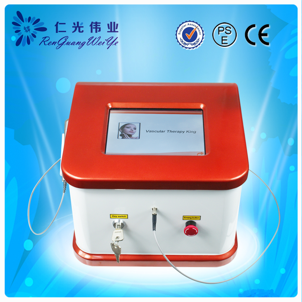 RG980 Portable Machine 980nm symptoms of varicose veins
