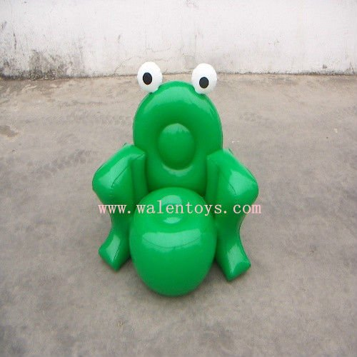 Cartoon inflatable sofa & chair for kids