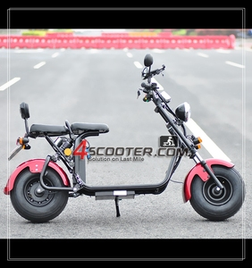 3 speed 8inch Tire Size and 1500w Power Scooter Citycoco
