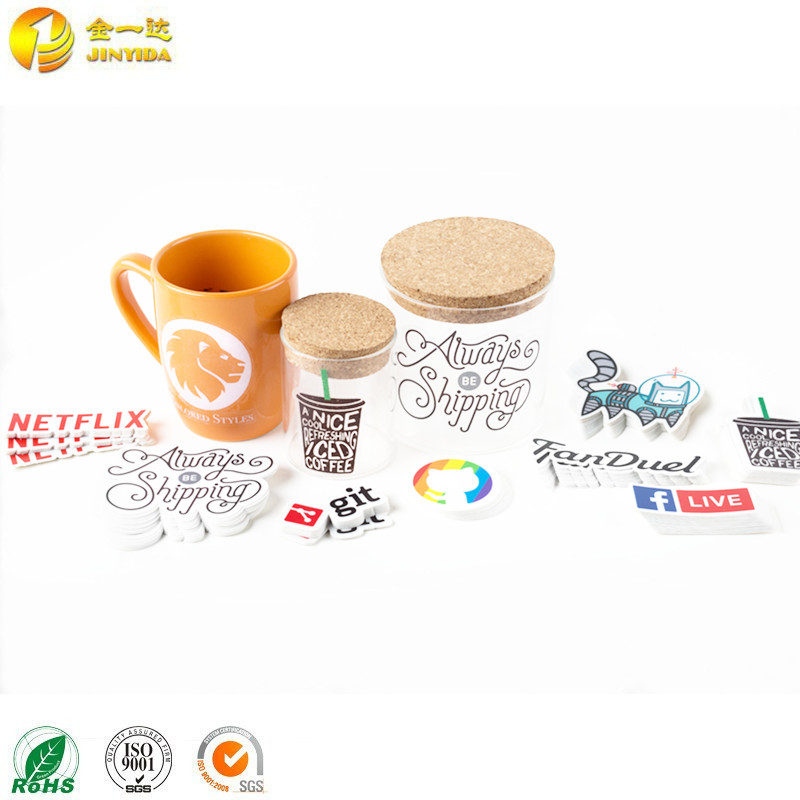 Manufacturers Private Transparent Adhesive Labels For Selling