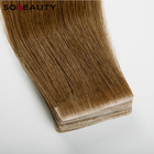 Handtied Human Hair Weaving Virgin Indian Hair Extension Wholesale Indian Remy Tape Hair Extensions