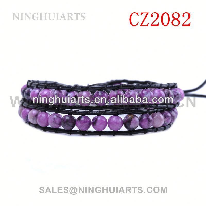 beads for making and necklace beads rhinestone pave infinity italian for men leather New Product bracelet