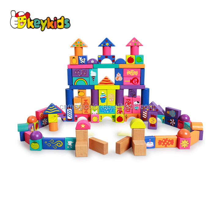 Plastic Educational Toy Intelligence Devil Tower Changeable Building Blocks 1set