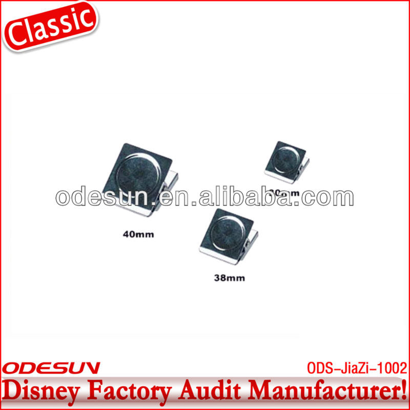 Disney factory audit vinyl coated paper clips143937
