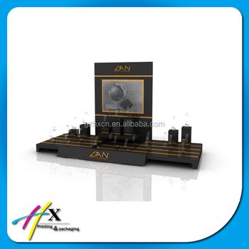 Alibaba China Supplier Wholesale Wood Acrylic Watch Display Stand ...