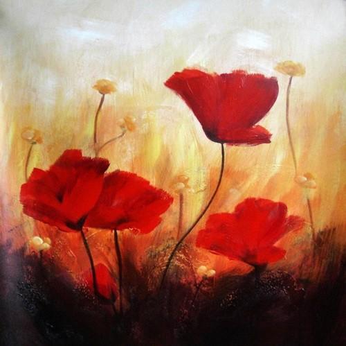 Dipinti ad olio originali con olio o acrilico per for Dipinti ad olio fiori