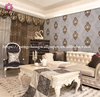 hot selling classic 3d flower wallpaper manufacture in china
