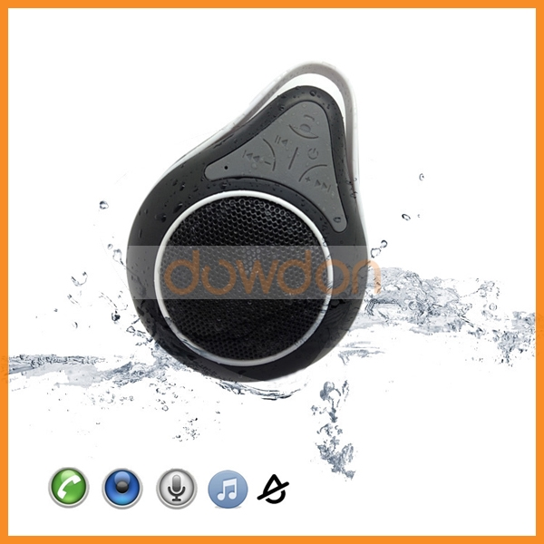 IPX-7 Mini Wireless Stereo Bluetooth Waterproof Handsfree Speaker