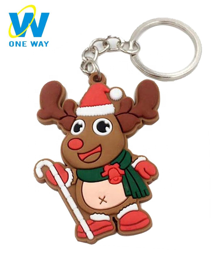 Promotion antique engrave epoxy Metal Teddy Bear Souvenir Gift Soft Pvc Rubber Plastic Silicon KeyChain / key ring