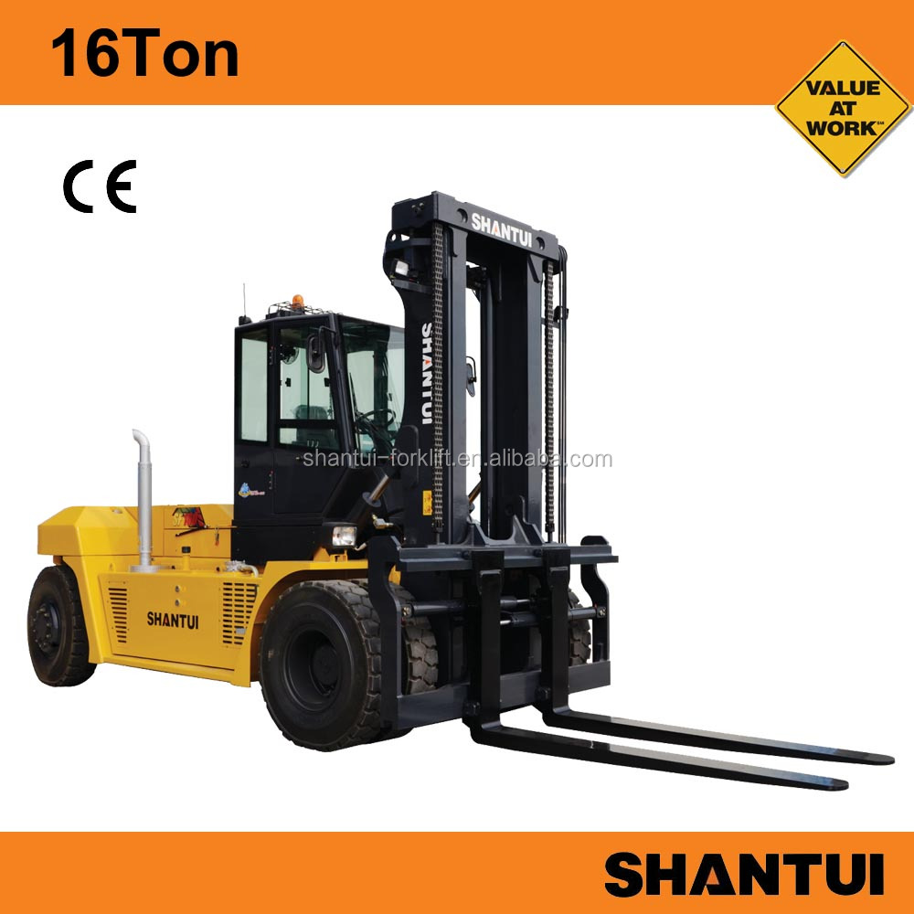 forklift manufacturers 16 ton forklift with 4 meter mast