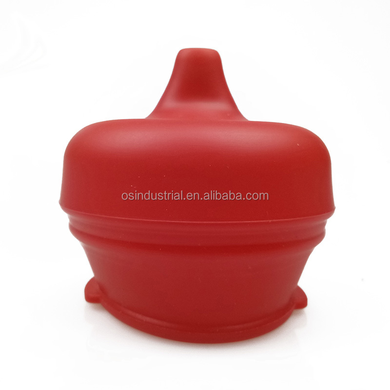 Top Selling Products Foldable Reusable Baby Sippy Lids In Alibaba