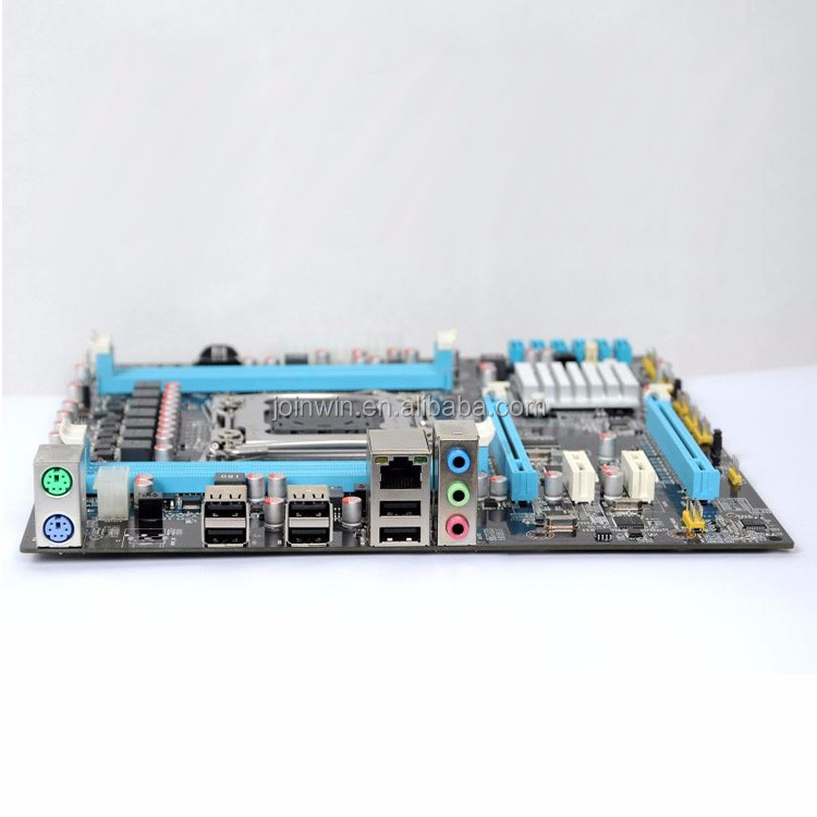 Support REG ECC LGA2011 Socket ATX Type x79 motherboard for Server