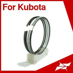Piston Ring fit for Kubota B6000 ZL600 2 cylinder diesel engine use