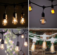 High quality christmas decorative decorative outdoor string lights
