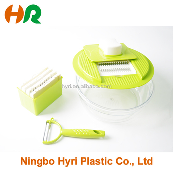 high quality prestige vegetable cutter slicer for kitchenware