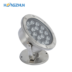 Factory price Bridgelux outdoor lighting ip675 waterproof 3 w 6 w 9 w 12 w 15 w 18 w led pool light