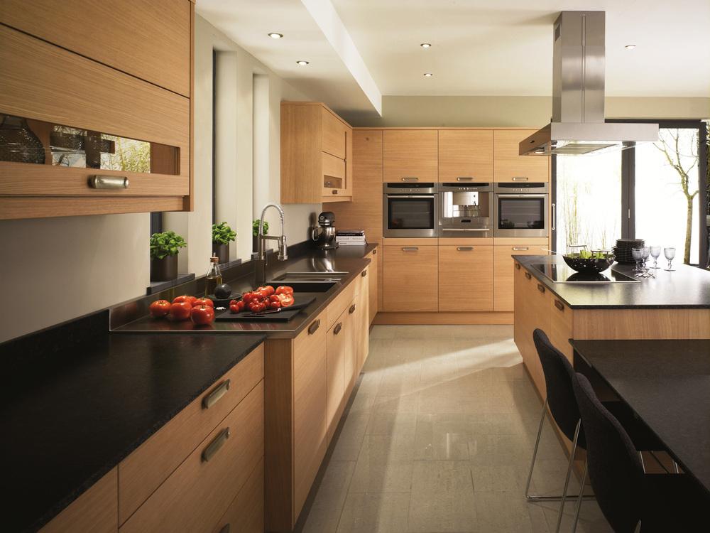 Keuken Deuren Teak : Keukens