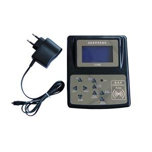 Host duplicator copy machine remote control frequency meter