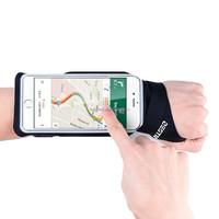 For ipod nano 6 Armband Sport Forearm Band, Wristband Wrist Bag for Cycling Running Gym Jogging