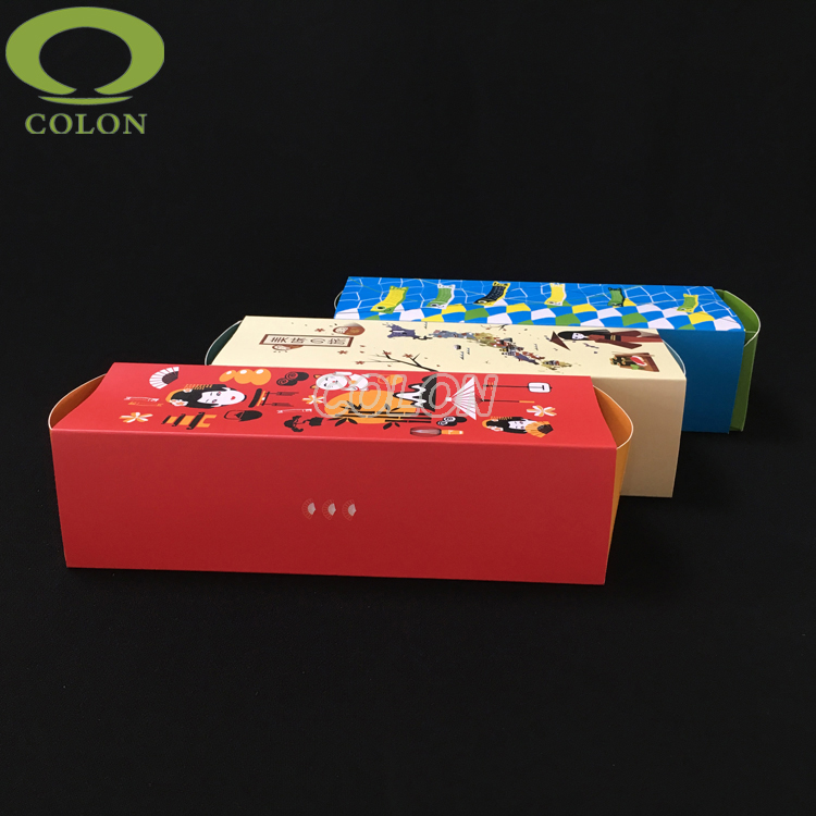 Wholesale paper sushi to go take away container box