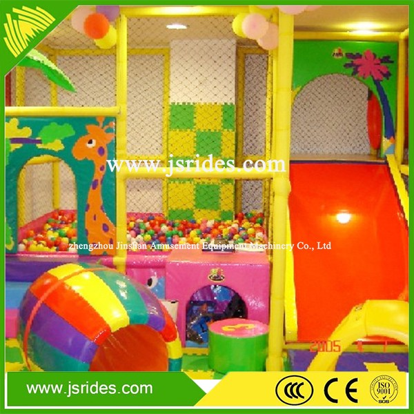 Cheap toys and games children soft games/indoor playground naughty castle