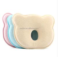 DIMI Sleeping Pillow Soft Newborn Infant Baby Pillow Prevent Flat Head Cushion Sleeping Support P006
