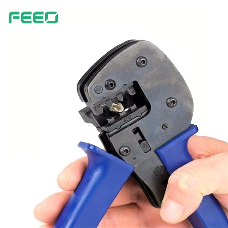 solar panel DIY used hydraulic hose crimper plumbing crimping tool for sale