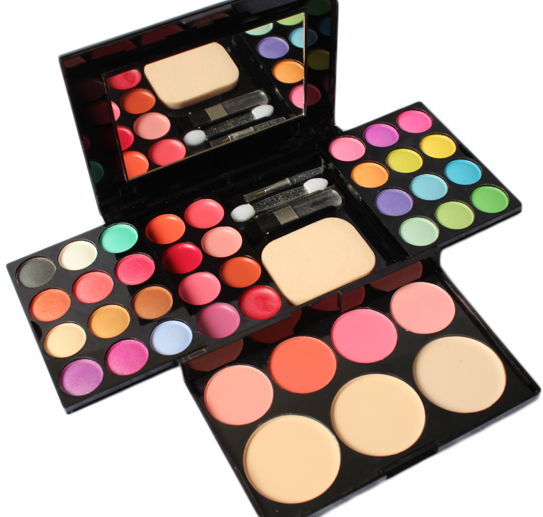 Best New Ads Branded Name Complete Makeup Kits For Girl With Eyeshadow Palette Buy Ads Makeup