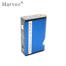 510 Thread stainless steel and aluminum alloy mod electronic cigarette