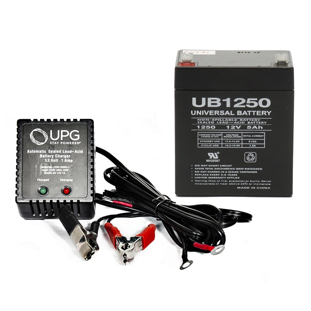 Cheap 12v Sla Battery Charger Circuit Find Sealedleadacid Circuits Get Quotations 5ah Ub1250 D5741 Non Spillable 1amp