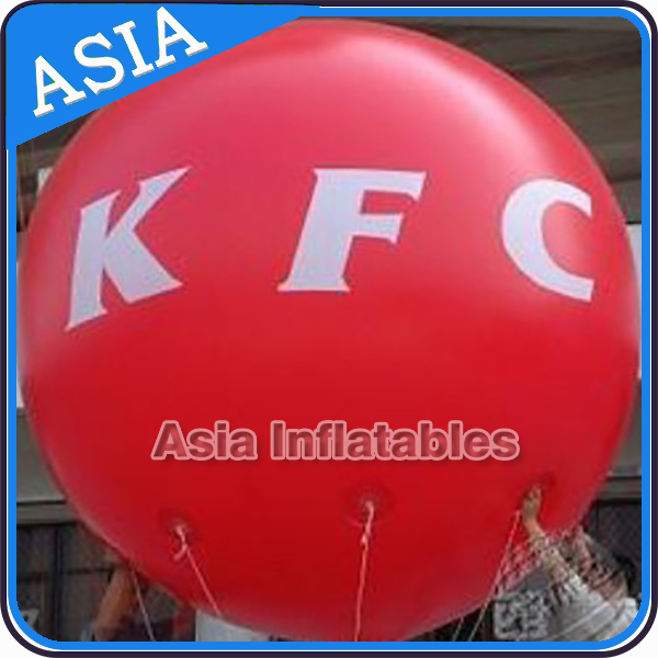Inflatable Advertising Balloons Pvc All Shapes With Logo