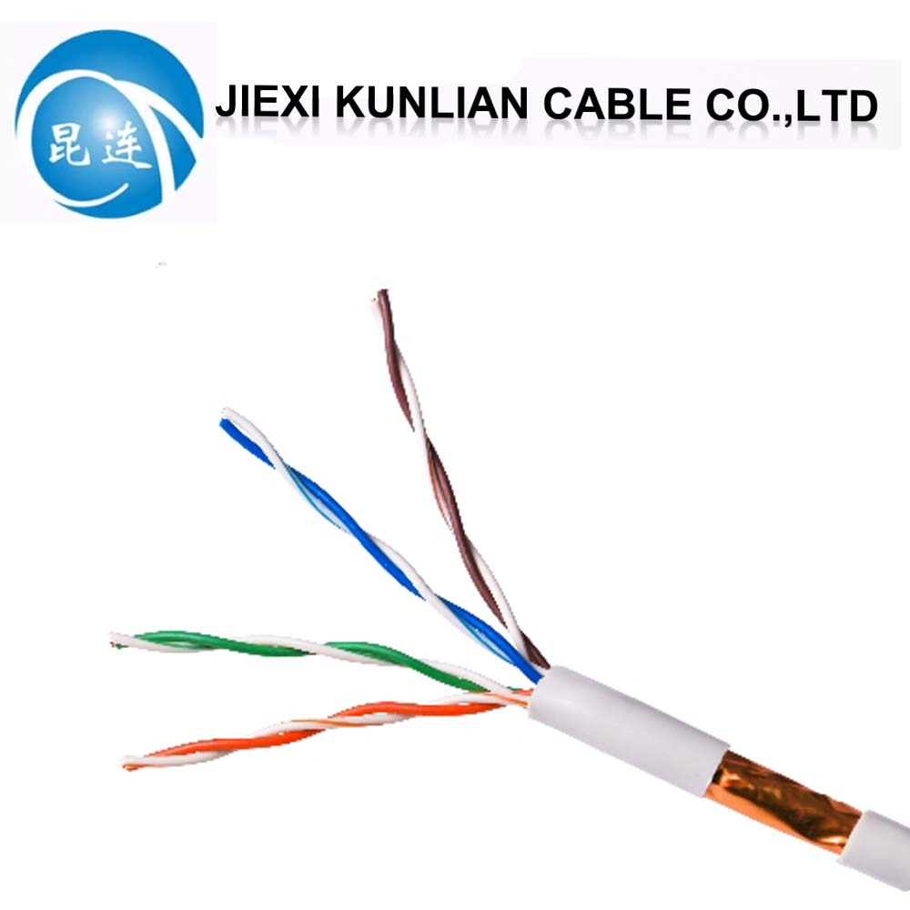 SFTP CAT5E network 4pair 0.51cca copper lan cable