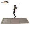 Custom Anti-Slip PVC Floor Mat For Jumping Rope