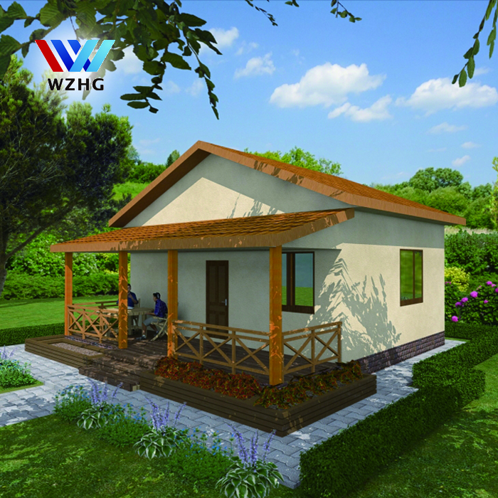 High Level Villa Modular Homes Prefabricated wooden House Modern Prefab Villas from china supplier