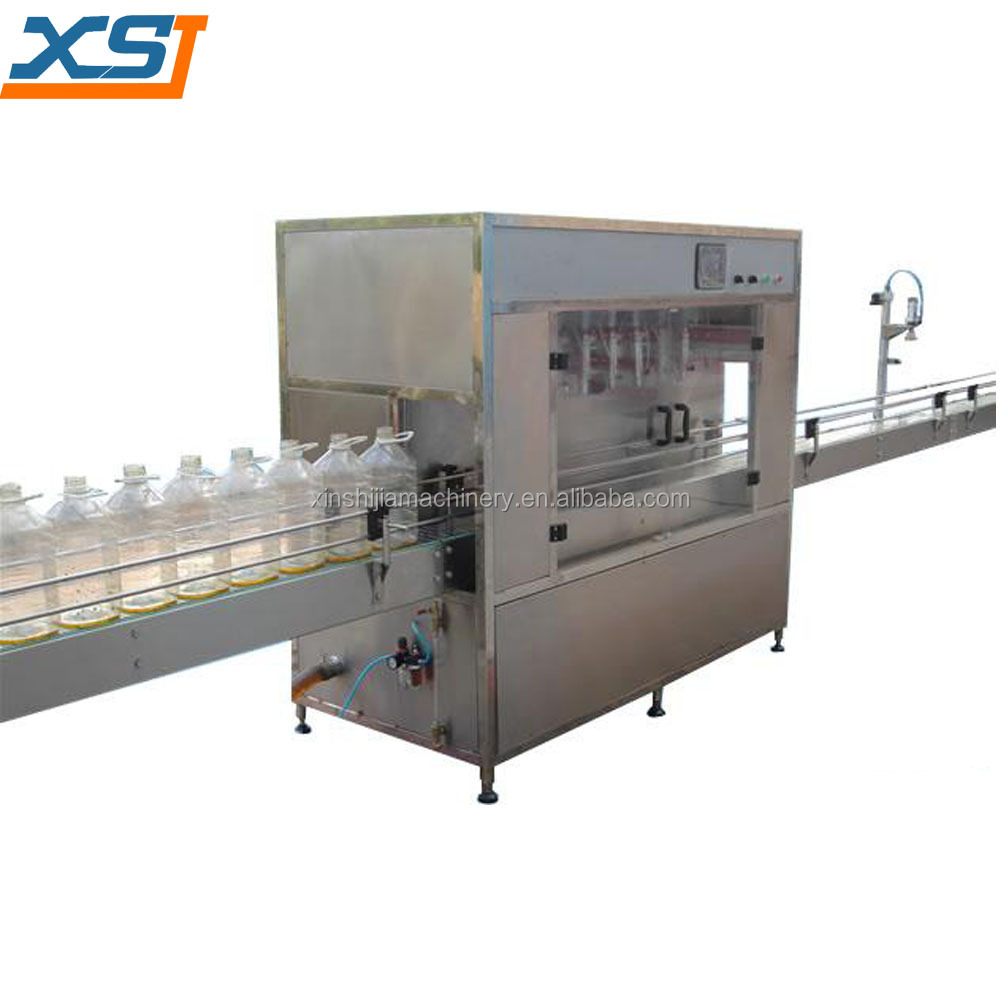 2015 last cheap sale automatic stainless steel cooking oil filling machine
