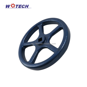 Ductile iron sand castings reel sand cast iron