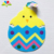 Factory customized Easter Felt Chicken Hanging Decoration In Easter Holiday