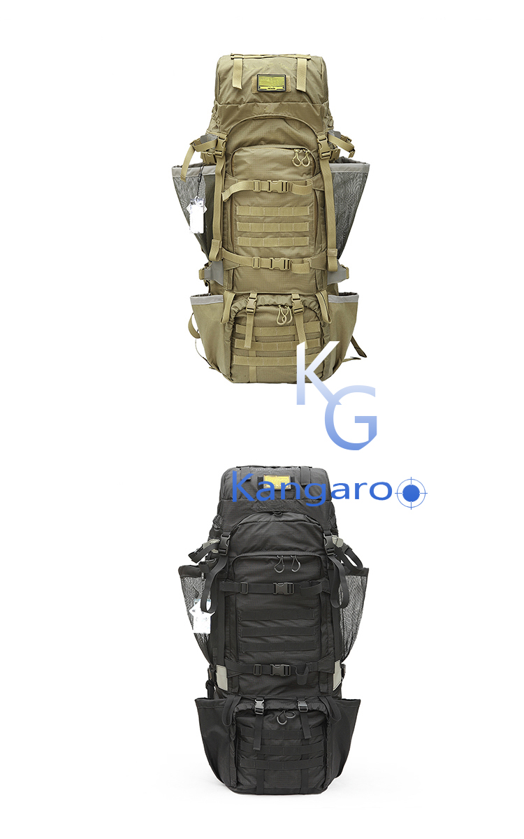 Nylon/Polyester Molle System Camouflage Mens Multifunctional Shoulders Custom Tactical Military Backpacks For Sale
